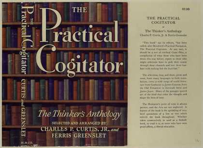 Dust Jackets - The practical cogitator
