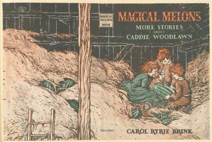 Dust Jackets - Magical melons more stor