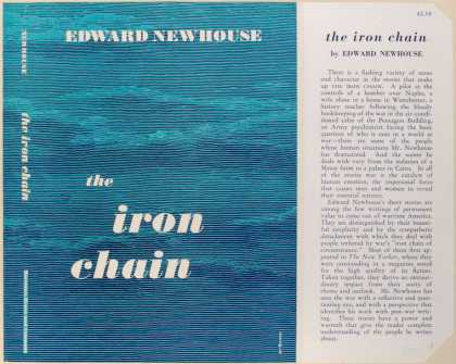 Dust Jackets - The Iron Chain.