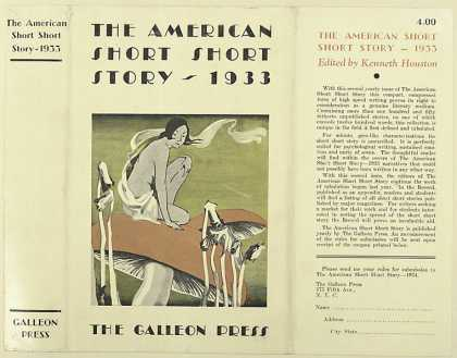 Dust Jackets - The American short short