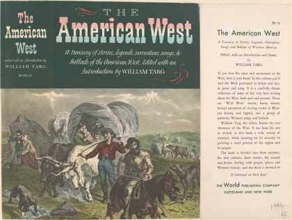 Dust Jackets - The American West, a trea