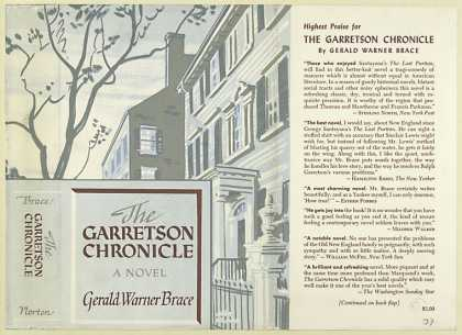 Dust Jackets - The Garretson Chronicle,