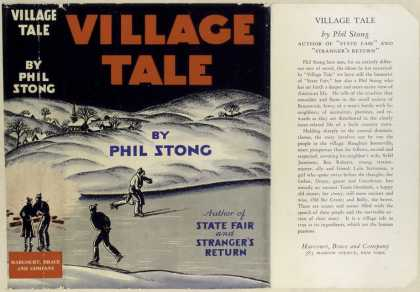 Dust Jackets - Village tale.