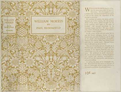 Dust Jackets - William Morris.