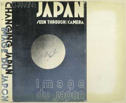 Dust Jackets - Changing Japan, seen thro