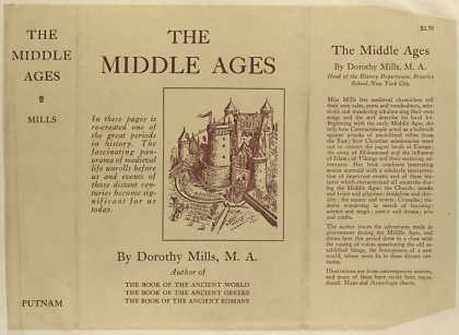 Dust Jackets - The middle ages.