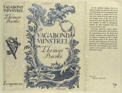 Dust Jackets - Vagabond minstrel / by Th