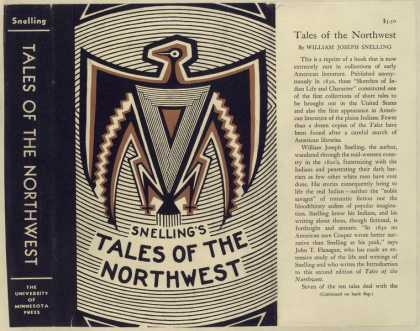 Dust Jackets - Snelling's Tales of the N