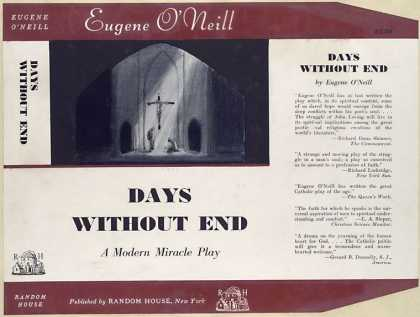 Dust Jackets - Days without end : a mode