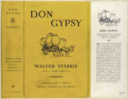 Dust Jackets - Don Gypsy / Walter Starki