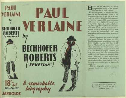 Dust Jackets - Paul Verlaine / by Bechho