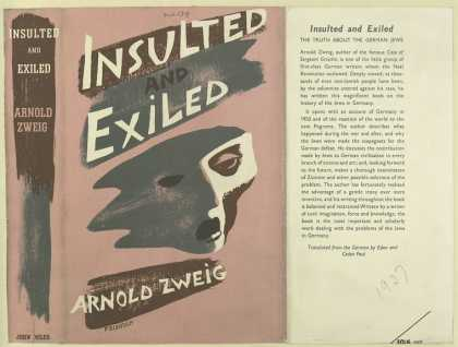 Dust Jackets - Insulted and exiled / Arn