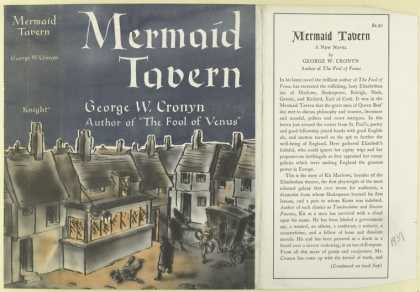 Dust Jackets - Mermaid tavern / George W