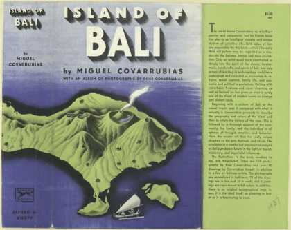 Dust Jackets - Island of Bali / by Migue
