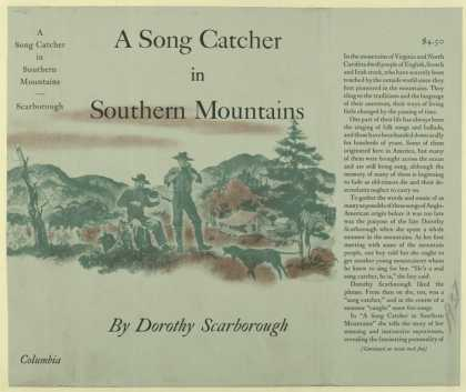 Dust Jackets - A song catcher in souther