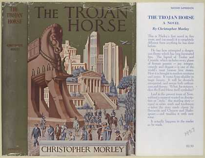 Dust Jackets - The Trojan horse / by Chr