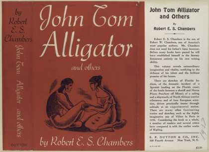 Dust Jackets - John Tom Alligator and ot