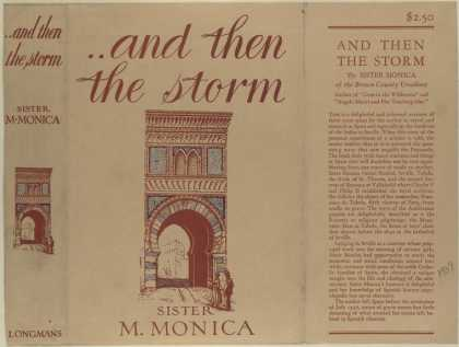 Dust Jackets - And then the storm / by S