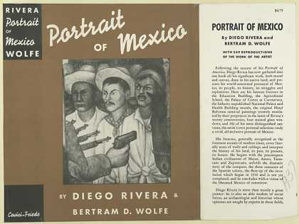 Dust Jackets - Portrait of Mexico / by D