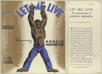 Dust Jackets - Let me live : the autobio