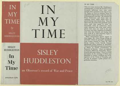 Dust Jackets - In my time : an observer'