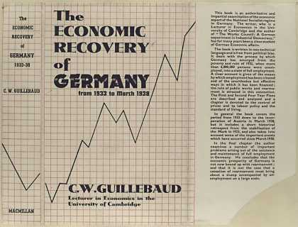 Dust Jackets - The economic recovery of