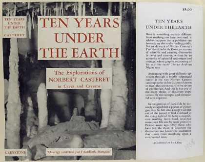 Dust Jackets - Ten years under the earth