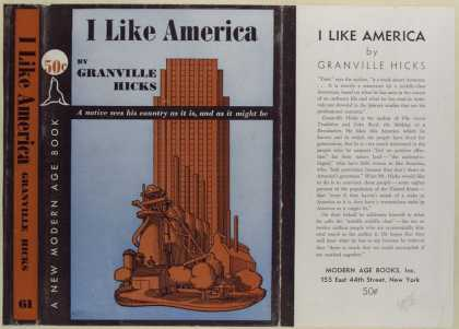 Dust Jackets - I like America / by Granv