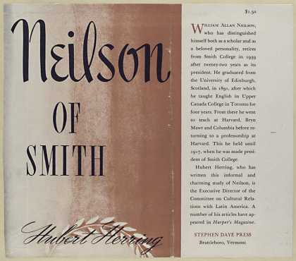 Dust Jackets - Neilson of Smith / by Hub