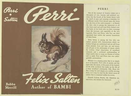 Dust Jackets - Perri / by Felix Salten.