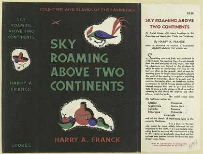 Dust Jackets - Sky roaming above two con