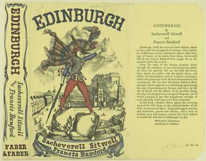 Dust Jackets - Edinburgh / by Sacheverel