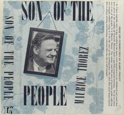 Dust Jackets - Son of the people / Mauri