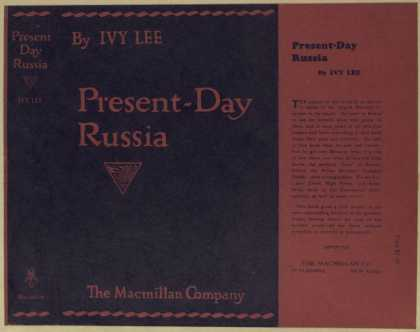 Dust Jackets - Present-day Russia.