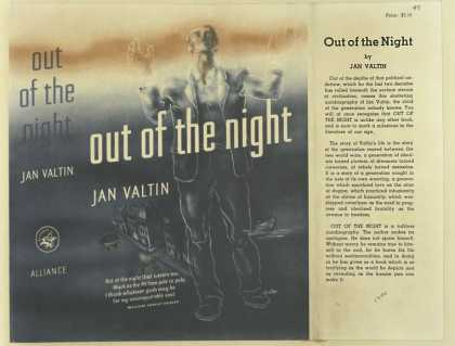 Dust Jackets - Out of the night.