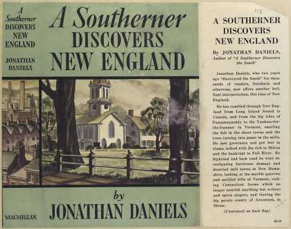 Dust Jackets - A southerner discovers Ne