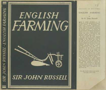 Dust Jackets - English farming.