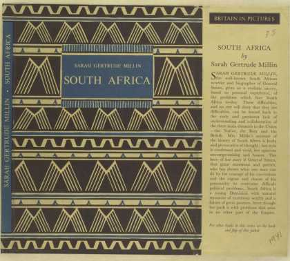 Dust Jackets - South Africa.