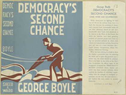 Dust Jackets - Democracy's second chance