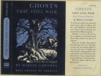 Dust Jackets - Ghosts that still walk.
