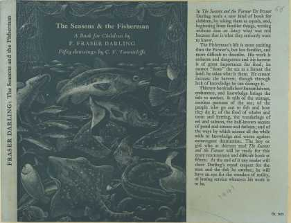 Dust Jackets - The seasons & the fisherm