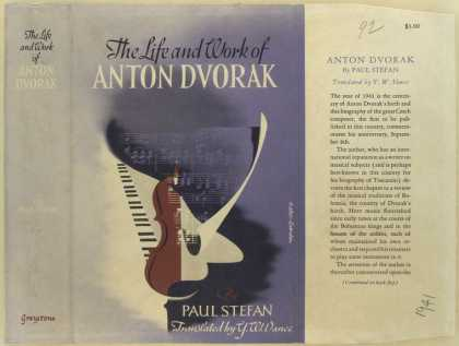 Dust Jackets - The life and work of Anto