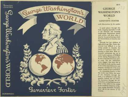 Dust Jackets - George Washington's world