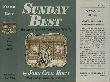 Dust Jackets - Sunday best the story of