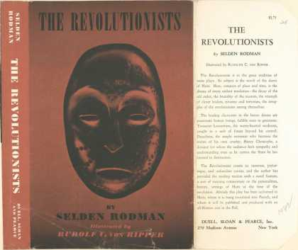 Dust Jackets - The revolutionists, a tra