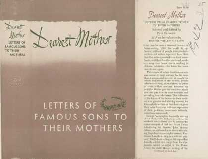 Dust Jackets - Dearest mother letters f