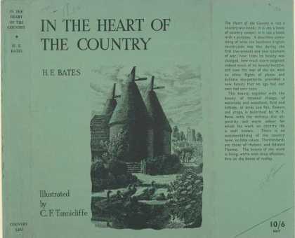 Dust Jackets - In the heart of the count