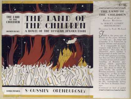 Dust Jackets - The land of the children