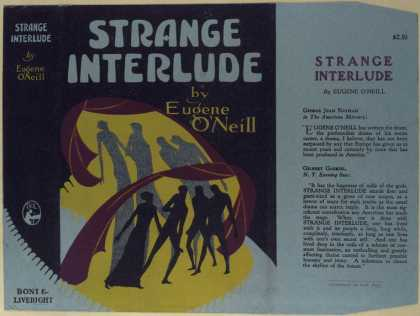 Dust Jackets - Strange interlude.