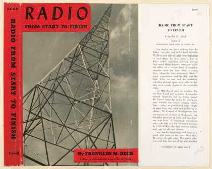 Dust Jackets - Radio from start to finis